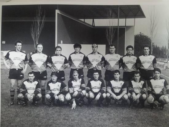 Gernika Rugby Talde 1990