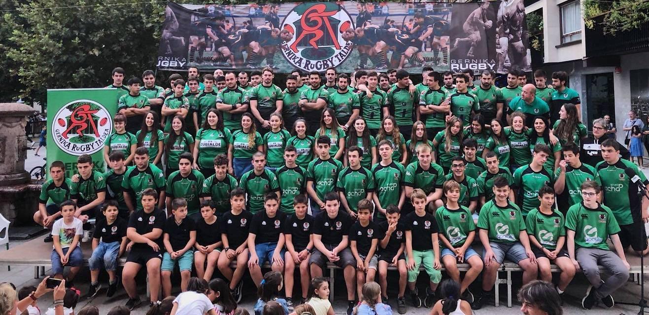 Gernika Rugby Talde Presentación
