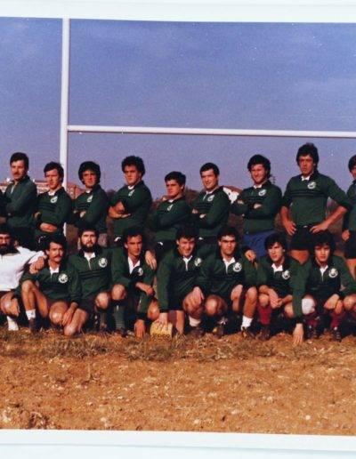 Gernika Rugby Talde 1980-81 senior-000