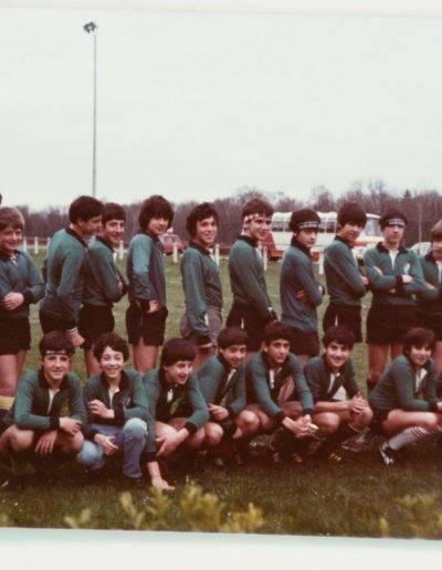 Gernika Rugby Talde 1983-84 infantilak-000