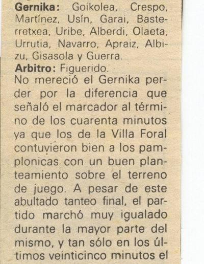 Gernika Rugby Talde 1985-86 Prentsa 014