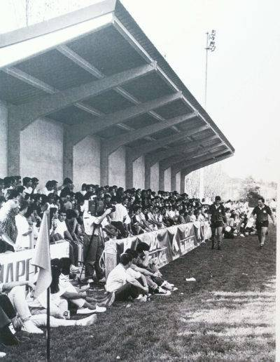 Gernika Rugby Talde 1990-91 tribuna
