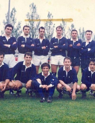 Gernika Rugby Talde 1993 Los chulos