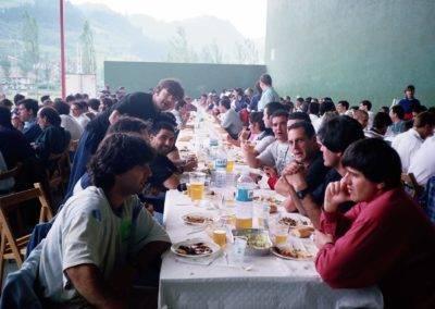 Gernika Rugby Talde 1993-kuadrilak