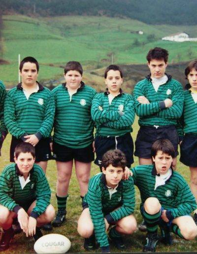 Gernika Rugby Talde 1995-96 infantilak-02