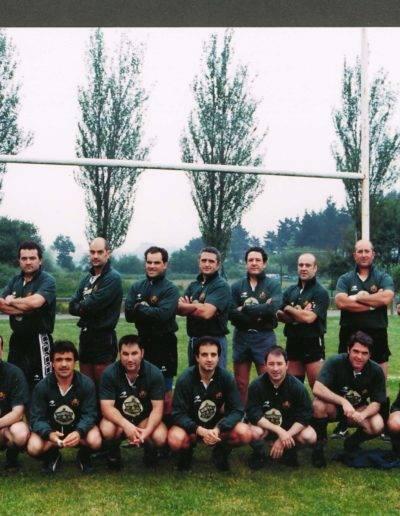 Gernika Rugby Talde 2000-06-03 Hankaren omenez