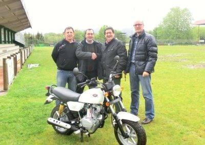 Gernika Rugby Talde Entrega Rifa Moto