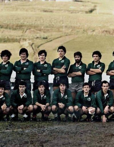 Gernika Rugby Talde Equipo 19xx