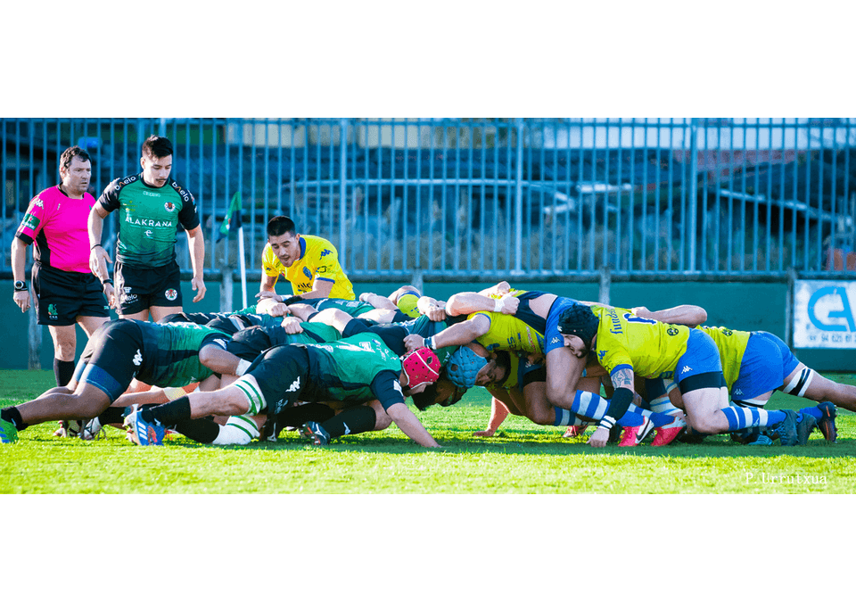 Gernika Rugby Talde Objetivo Mele