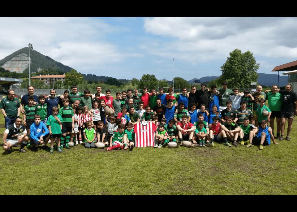 Gernika Rugby Talde Objetivo Valores