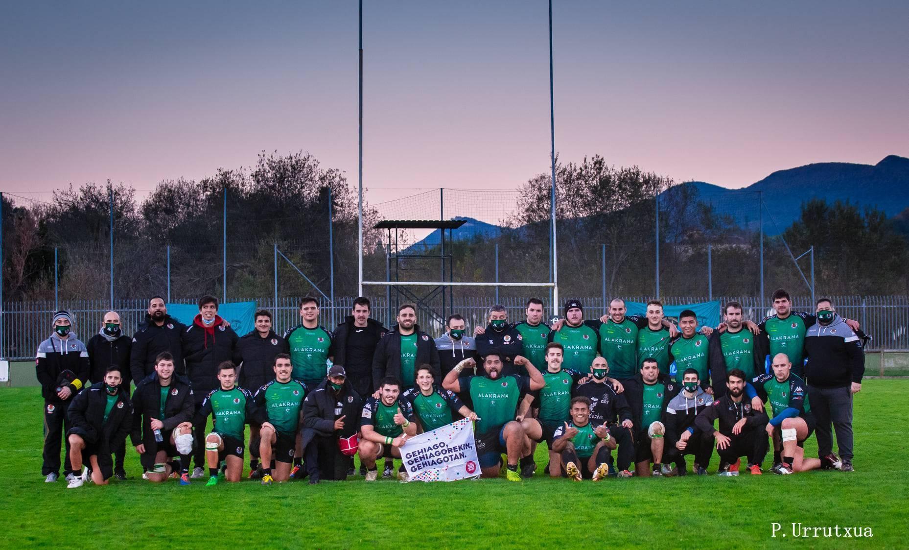 Gernika Rugby Talde Primer Equipo Gehiago