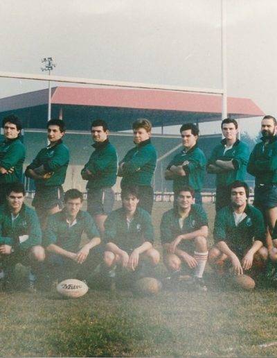 Gernika Rugby Talde Senior B 1987